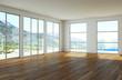 Wohndesign - Loft mit Meerblick