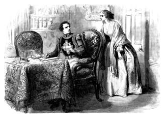 Napoleon III & Eugenie - 19th century