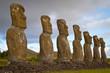 Ahu Akivi, Rapa Nui.