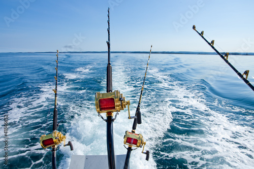big game fishing - 41846652