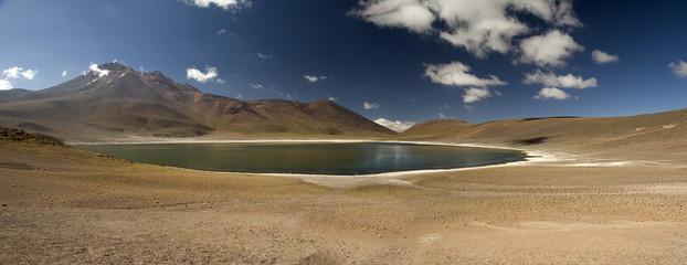 Laguna Miniques, Atacama Cile