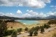 Lake Vinuela, Andalusia, Spain © Arena Photo UK