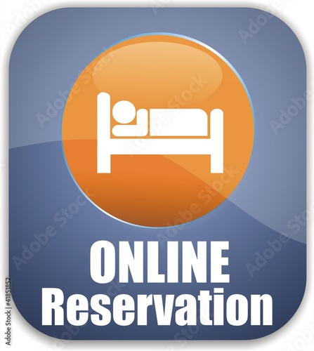 bouton online reservation
