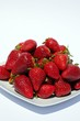 Fresh strawberries © Arena Photo UK