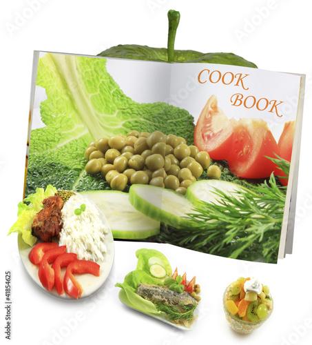 Cook book concept