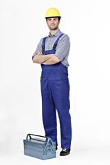 Bauarbeiter, Handwerker