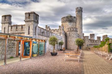 Blackrock Castle and observarory in Cork, Ireland