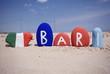 Bari, Puglia region, Italy, souvenir on stones