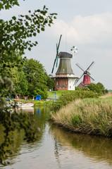 Greetsiel Windmühlen