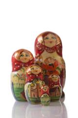 Matrioshka russian doll
