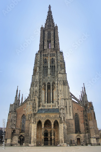 Cathedral in Ulm, Germany