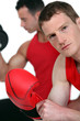 Boxing and weightlifting