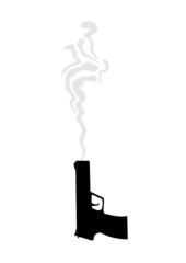 Danger gun