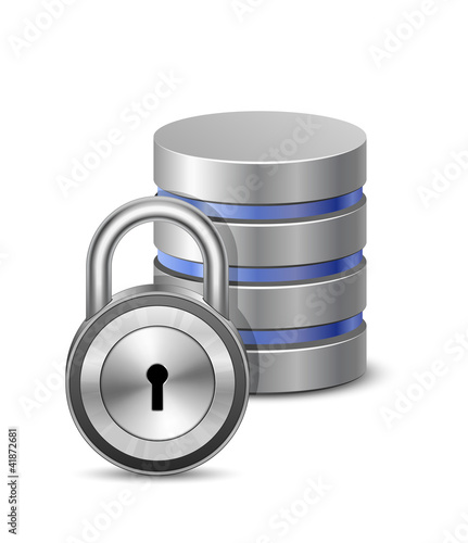 Protected database