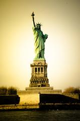 The Liberty Statue - New York