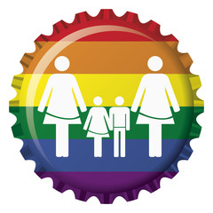 lesbian families with children