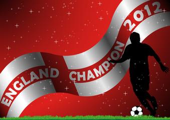England Soccer Champion