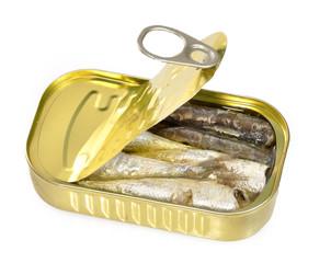 Sardinillas en lata.