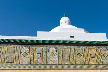 Barber's Mosque in Kairouan in Tunisia
