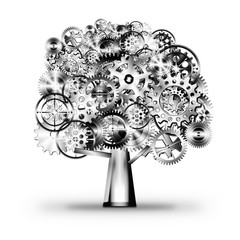 tree of industrial