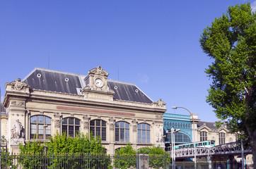Paris, gare d' Austerlitz