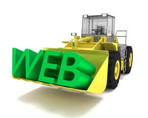 Bagger Web