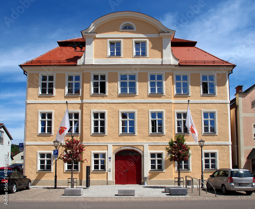 Rathaus in Beilngries