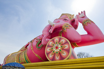 Sculpture of Ganesh
