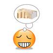 smiley - geld