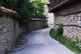 Narrow Street of Arbanasi Village