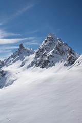 Winter in der Silvretta