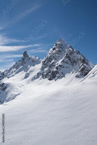 Zima w Silvretta