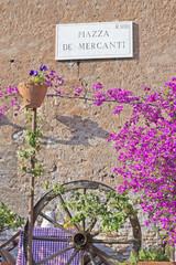 Trastevere - Piazza De' Mercanti