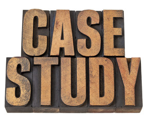 case study words in wood type