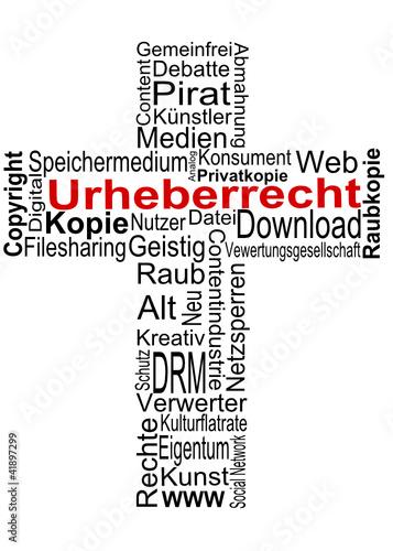 Urheberrecht Kreuz