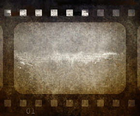 Old photo frame.