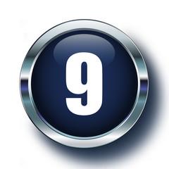 Dokuz mavi ikonda