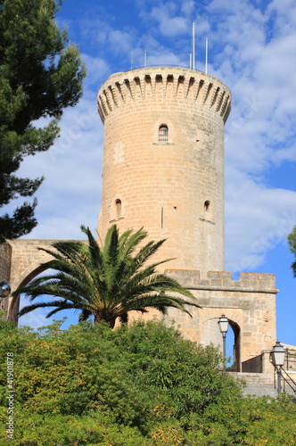 Bellver Castle in Palma de Mallorca