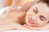 Beauty and care at spa