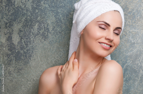 Skin care and spa treatment