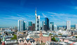 canvas print picture - Frankfurt am Main