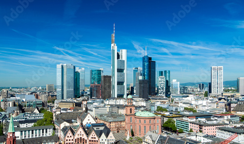 canvas print picture Frankfurt am Main
