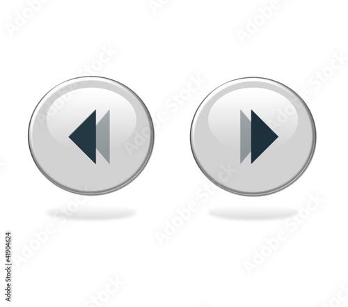 Vor & Zurück Buttons
