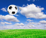 Football soccer ball-