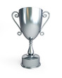 cup trophy silver