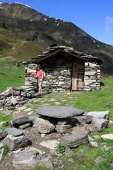 Cabane de Conques - Hautes-Pyrénées
