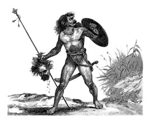 Barbarian Warrior (antique Pict)