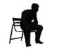 Der Sitzende