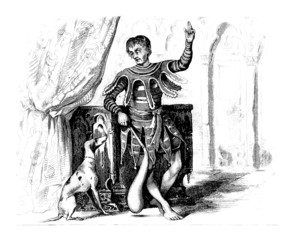 Medieval Fool - Bouffon