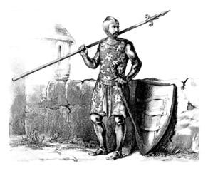 Soldier - 13th century